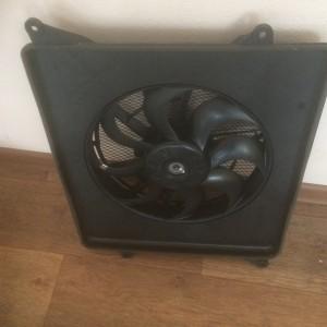 Вентилятор кондиционера Doosan